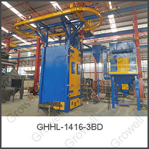 Máy phun bi dạng treo GHHL-1416