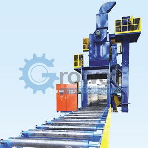 Máy phun bi dầm thép GSS-1016-8X