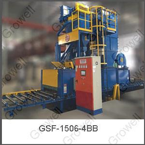 Máy phun bi kết cấu thép GSF của Growell