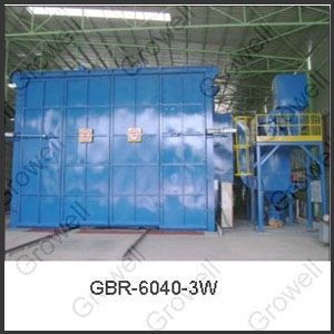 Nhà phun bi Growell - BGR