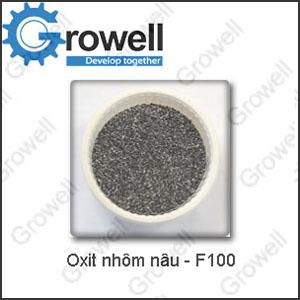 Oxit nhôm nâu - F100