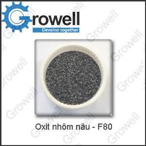 Oxit nhôm nâu - F80