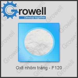 Oxit nhôm trắng - F120