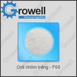Oxit nhôm trắng - F60