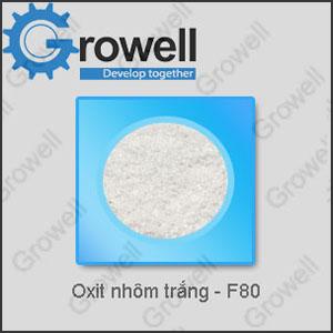 Oxit nhôm trắng - F80