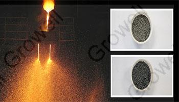Quy trình sản xuất hạt thép Growell