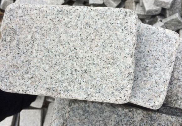 Phun cát tạo nhám đá Granite