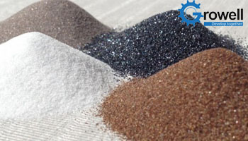 How to choose the right abrasive sand?