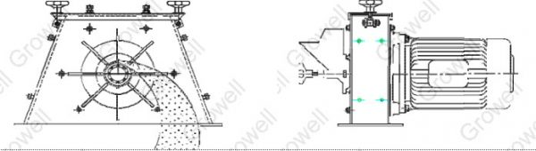 Rotor wheel
