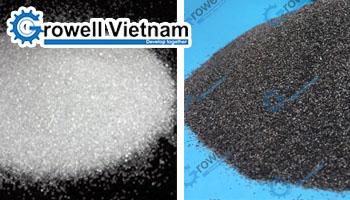 Các loại bột đánh bóng kim loại phổ biến