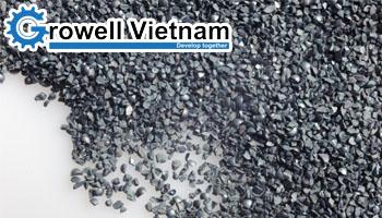 Hạt mạt thép - Hạt thép đa cạnh Steel Grit