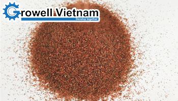 Hạt mài phun cát Growell - Sự lựa chọn đáng tin cậy