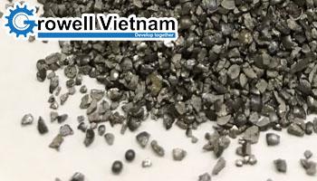 Hạt mài kim loại chuyên dụng làm sạch bề mặt