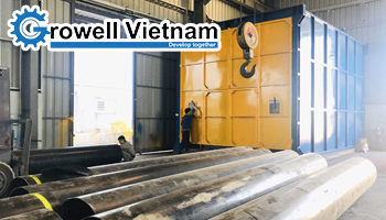 4 lý do khiến bạn lắp đặt Hệ thống phun bi - Growell Việt Nam