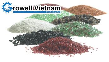 5 câu hỏi khi chọn Vật liệu phun cát - Growell Việt Nam
