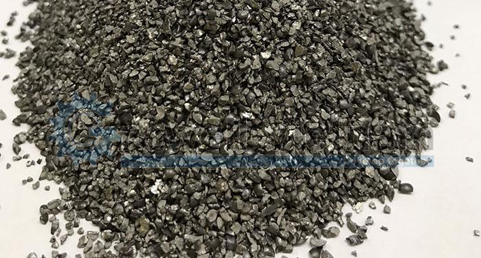 Hạt mài trong hệ thống phòng phun cát